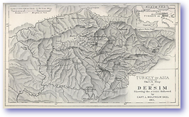 Dersim - 1914 (Geographical Journal - Published: 1914)