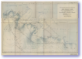 King George V Land Antarctica - 1914 (Geographical Journal - Published: 1914) 600 DPI