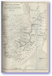 Koettlitz Glacier East Antarctica - 1914 (Geographical Journal - Published: 1914) 600 DPI