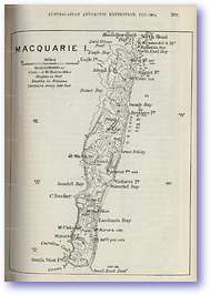 Macquarie Island Antarctica - 1914 (Geographical Journal - Published: 1914) 600 DPI