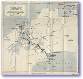 Panama Canal - 1914 (Geographical Journal - Published: 1914)