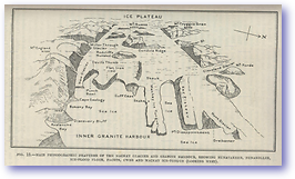Physiography Mackay Glacier East Antarctica - 1914 (Geographical Journal - Published: 1914) 600 DPI