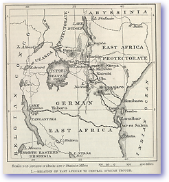 Soda Lakes Central African Trough - 1914 (Geographical Journal - Published: 1914) 600 DPI