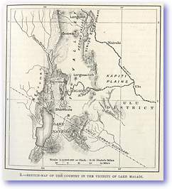 Soda Lakes Rift Valley - 1914 (Geographical Journal - Published: 1914) 600 DPI