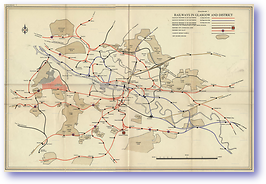 Railways in Glasgow and District - 1951 (Passenger Transport in Glasgow and District - Published: 1951) 600 DPI