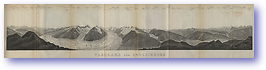 Eggischhorn Panorama - 1881 (Switzerland - Published: 1881) 600 DPI