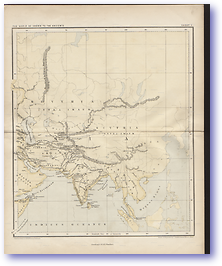 Ancient Asia - BC (Gallery of Geography - Published: 1846)
