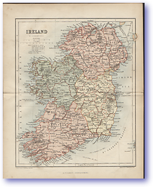 Ireland - 1846 (Gallery of Geography - Published: 1846)