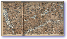 Lower Rhone Valley - 1881 (Switzerland - Published: 1881) 600 DPI