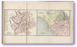 Roma Rome - 1912 (Atlas of Ancient and Classical Geography - Published: 1912)