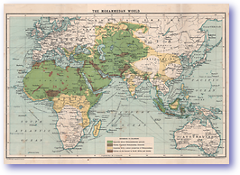 The Mohammedan World - 1909 (The Story of Islam - Published: 1909)