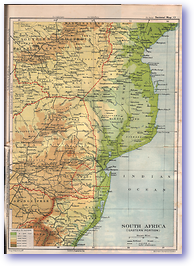 South Africa - 1914 (The Guide to South and East Africa - Published: 1914)