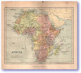 Africa - Unknown (Miscellaneous Sheets - Published: Unknown)