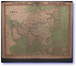 Asia - 1860 (Miscellaneous Sheets - Published: 1860)