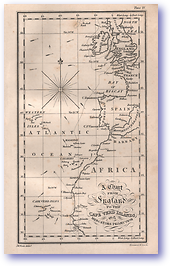 England to the Cape Verd Islands - 1877 (Nories Navigation - Published: 1877) 1200 DPI