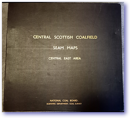 Central Scottish Coalfield (Cover) - Published: 1959