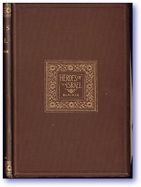Heroes of Israel (Cover) - Published: 1894