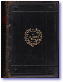 Land and the Book (Cover) - Published: 1898