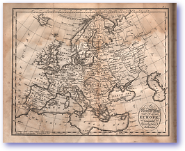 Europe - 1824 (Adam's Geography - Published: 1824) 1200 DPI