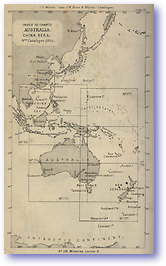 Australia China Sea - 1877 (Nories Navigation - Published: 1877) 600 DPI